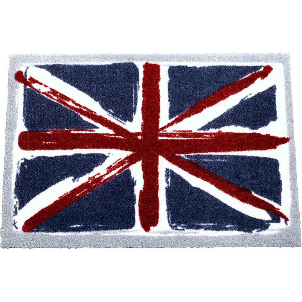 Fu�matte, Zala Living, �Union Jack Vintage�
