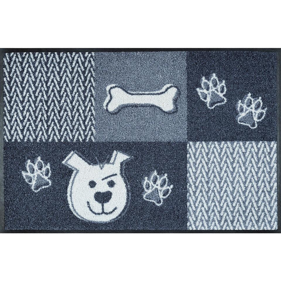 Fußmatte, wash+dry by Kleen-Tex, »Dogmania«, rutschhemmend beschichtet