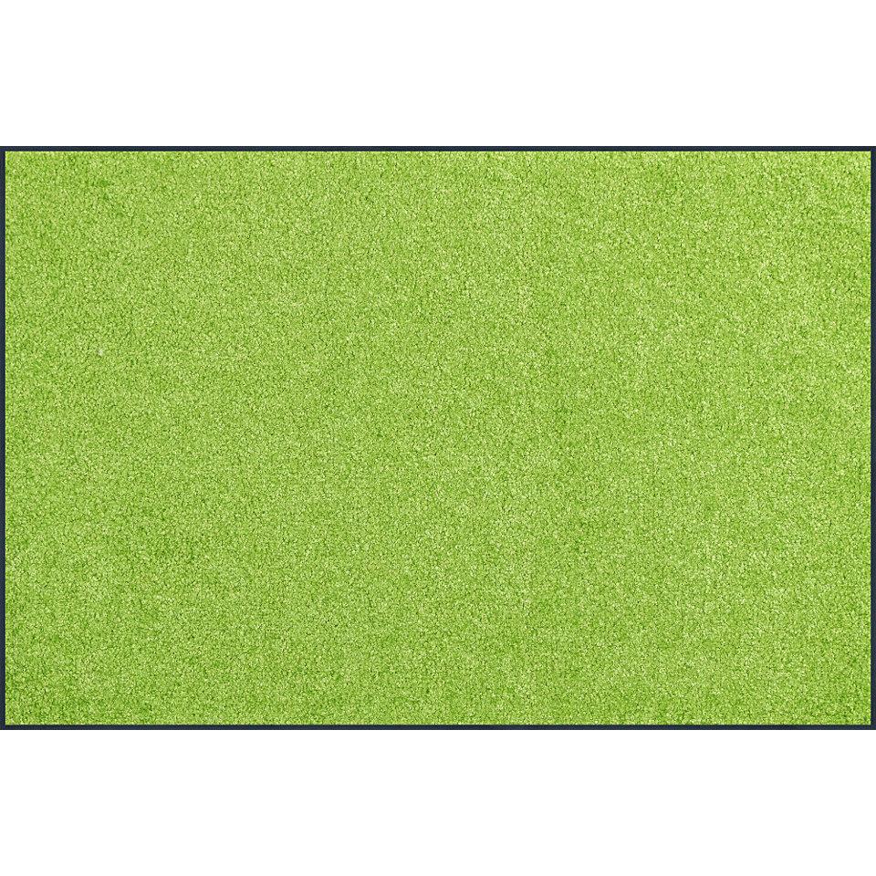 Fußmatte, wash+dry by Kleen-Tex, »Trend Uni«, rutschhemmend beschichtet