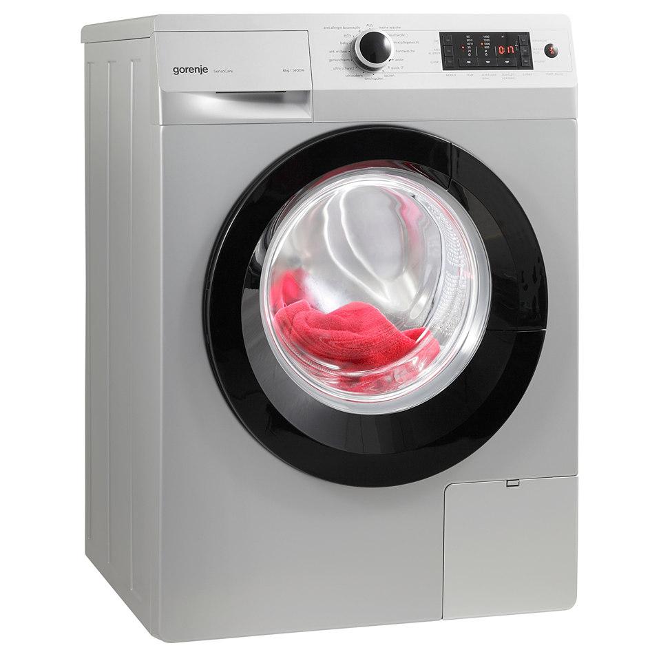 GORENJE Waschmaschine W8543T, A+++, 8 kg, 1400 U/Min