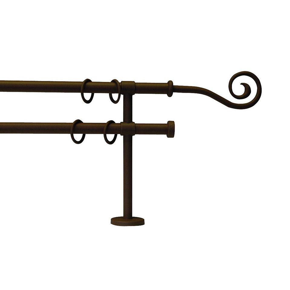 Gardinenstange, Garesa, �Esperanza Spirale�, nach Ma�, � 16 mm