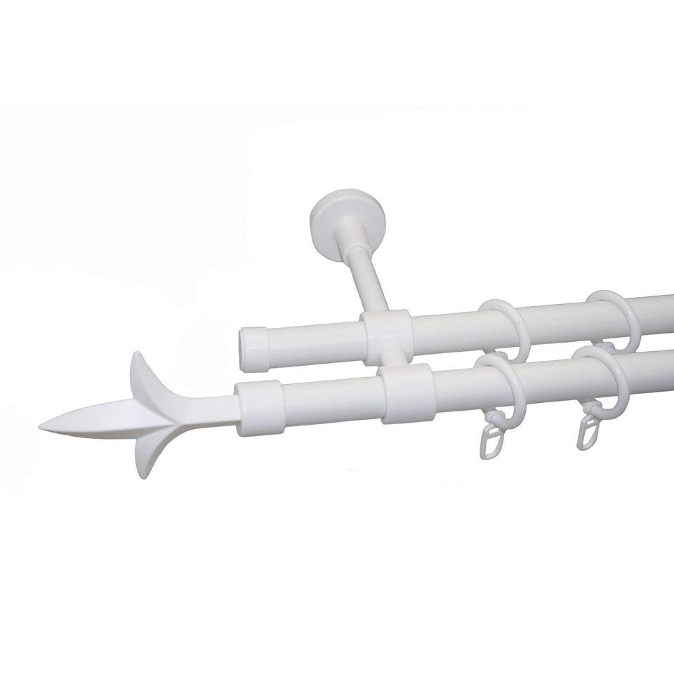 Gardinenstange, Garesa, nach Maß ø 20 mm »Lance«