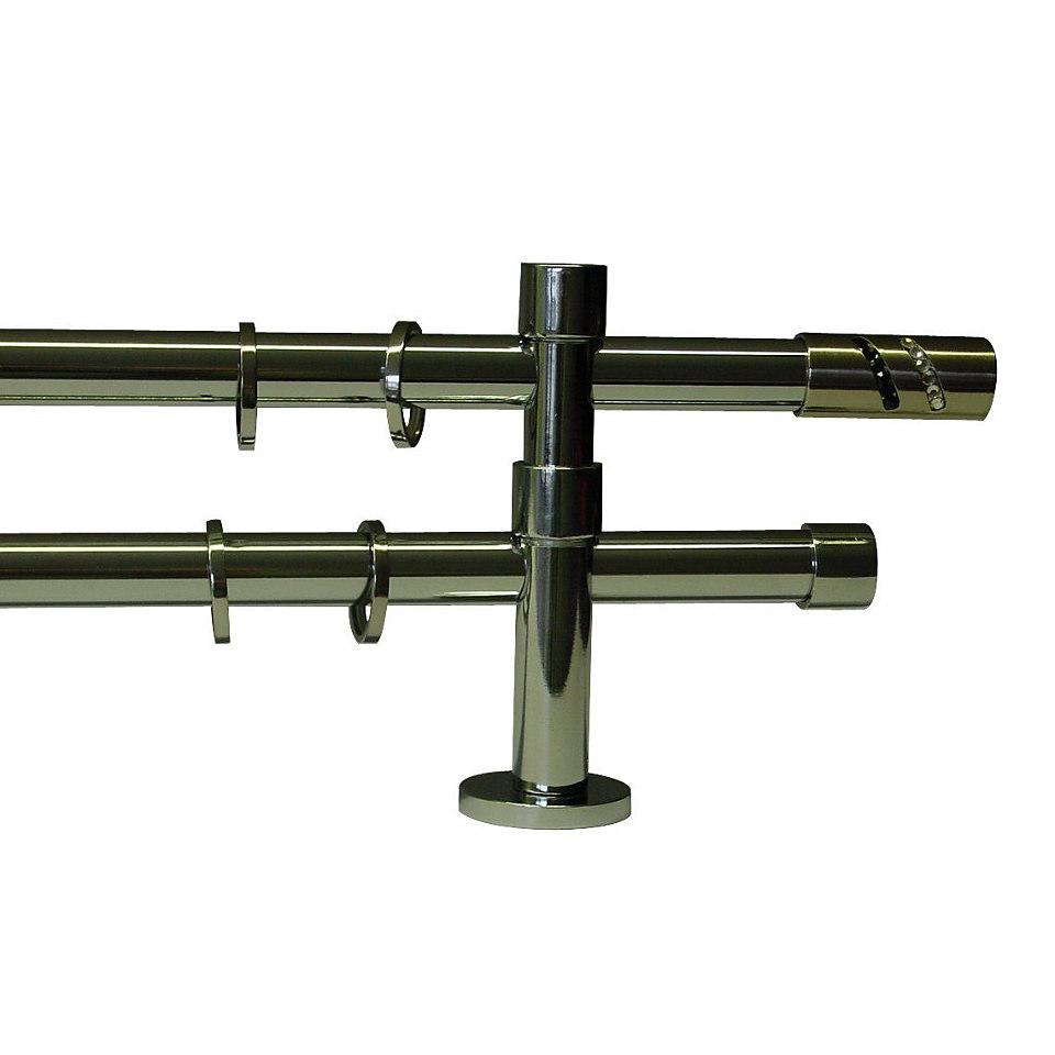 Gardinenstange �Glitzerstein� � 20mm, GARESA, nach Ma�