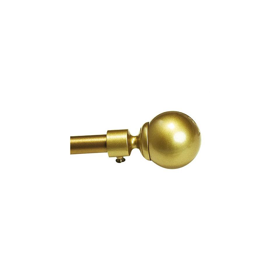 Gardinenstange »Kugel«, im Fixmaß ø 16 mm