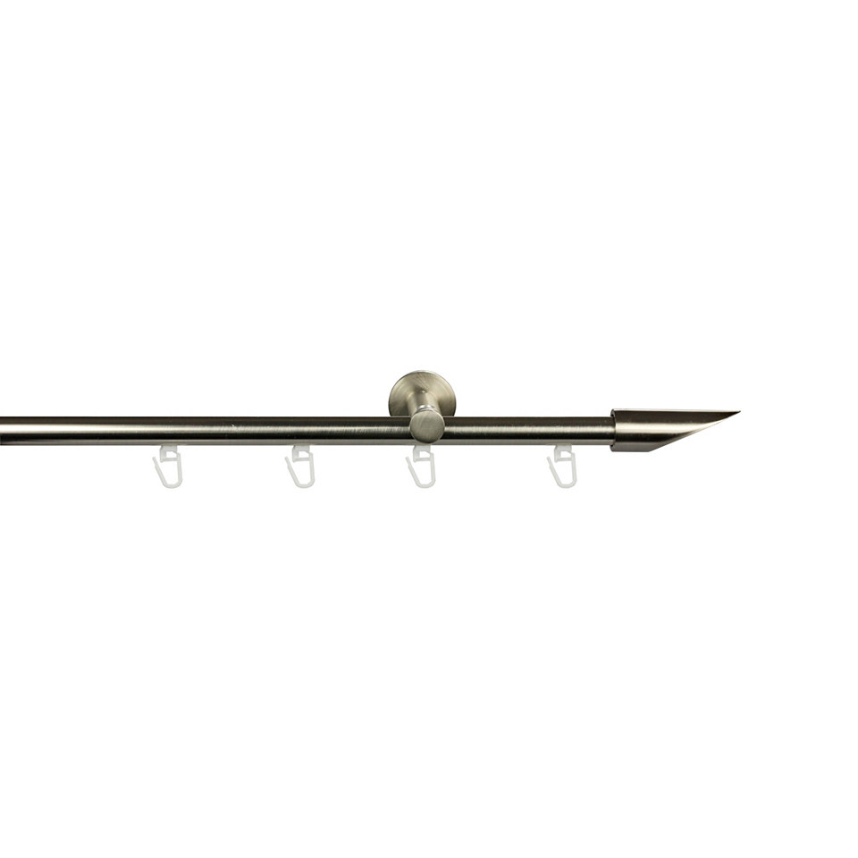 Gardinenstange mit Innenlauf nach Ma� � 16 mm, Garesa, �Diagonal�