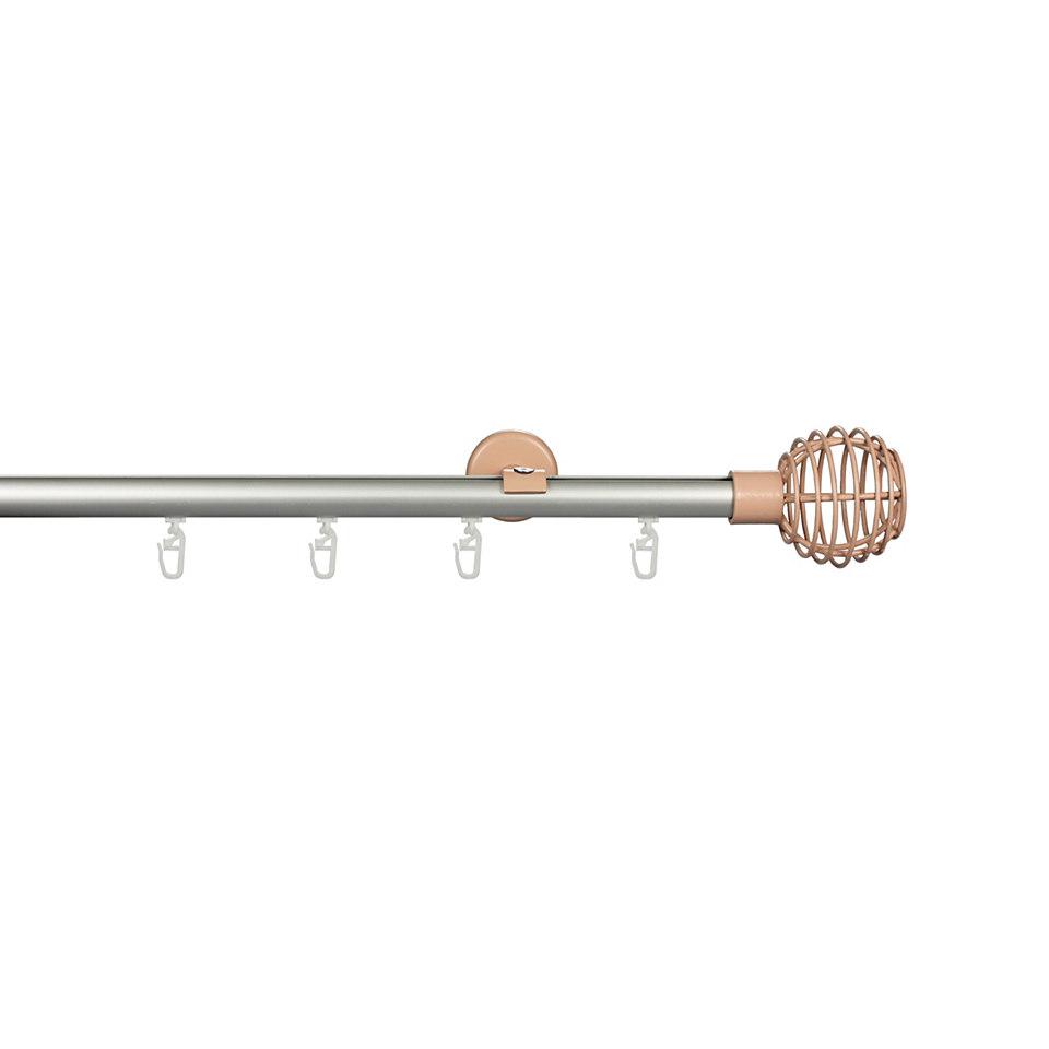Gardinenstange mit Innenlauf nach Ma� � 20 mm, Garesa, �Cesta�