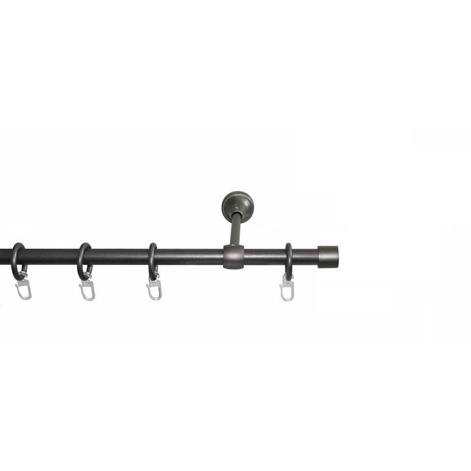 Gardinenstange nach Maß ø 16 mm, Garesa, »Rustika Kappe«