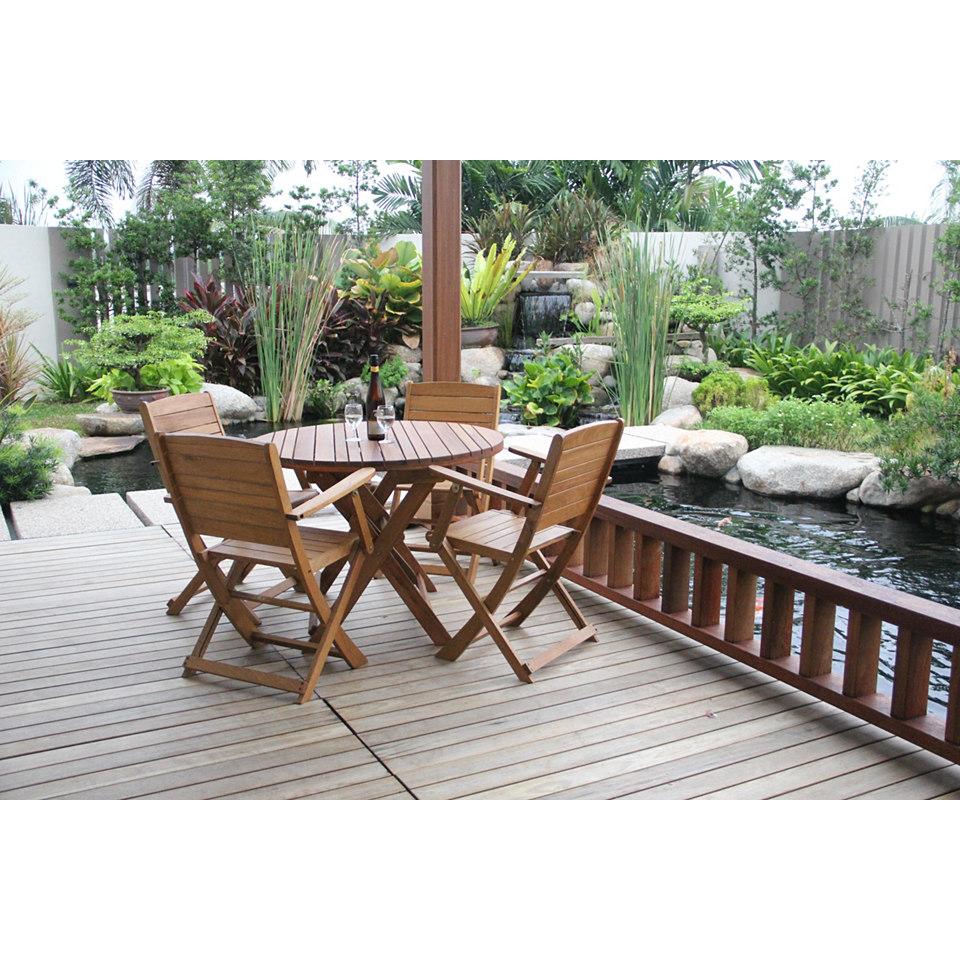 Gartensessel �Tropical (2 St�ck)�