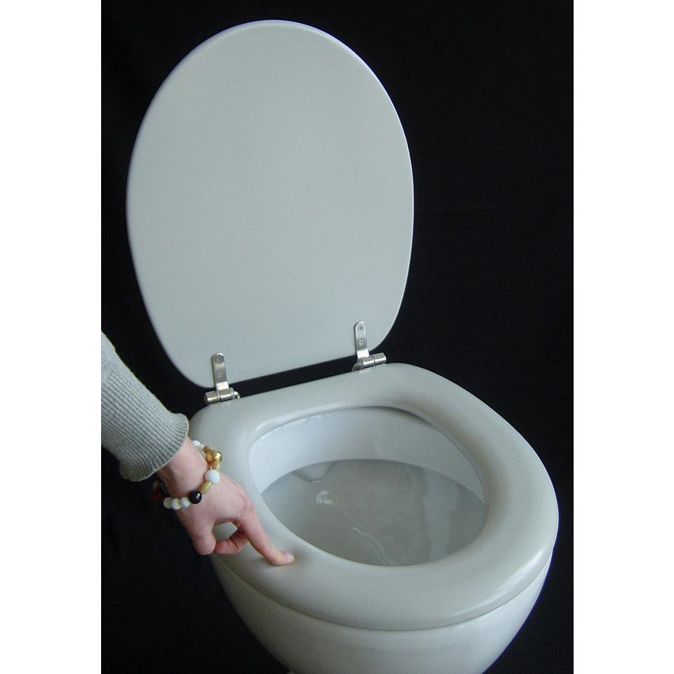 Gepolsterter WC-Sitz �Premium�