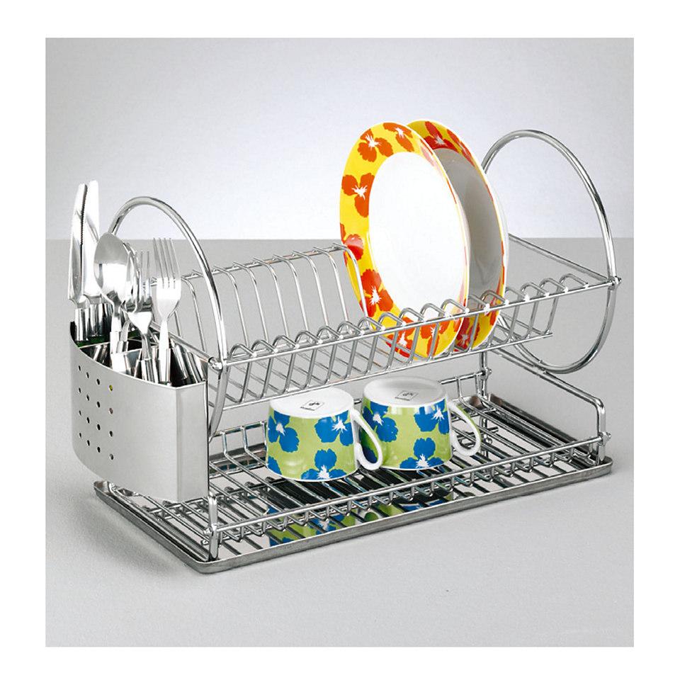 Geschirrabtropfständer