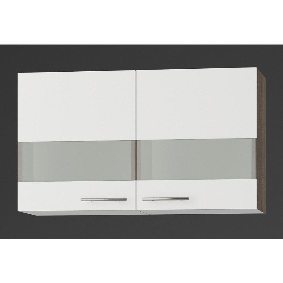 Glas-Hängeschrank »Rabat« Breite 100 cm
