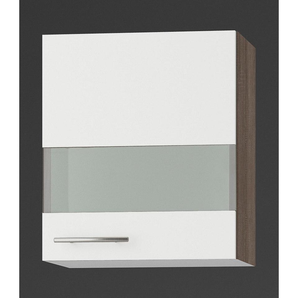 Glas-H�ngeschrank �Rabat� Breite 50 cm