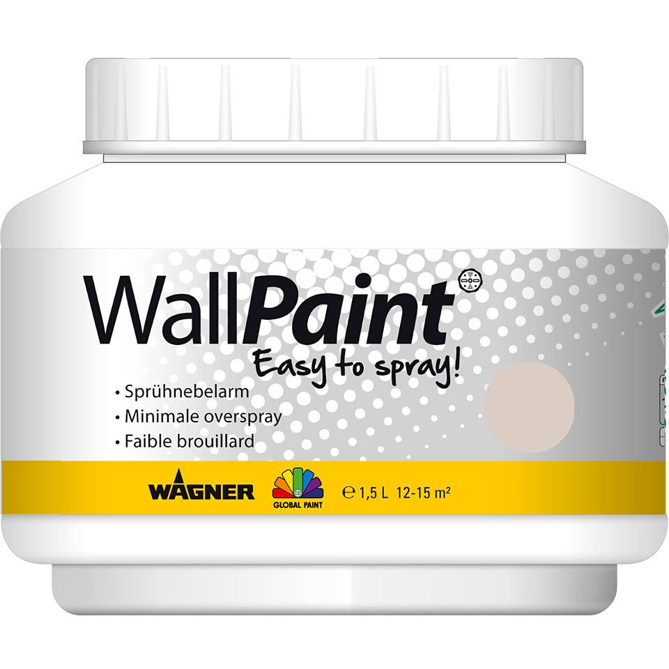 Global Paint �WallPaint�, 1,5 l, sea shell
