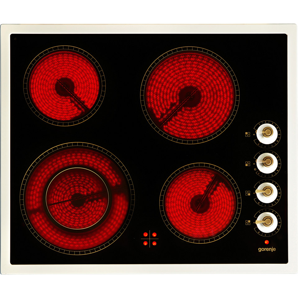 Gorenje Classico Glaskeramik-Kochfeld ECK 63 CLI