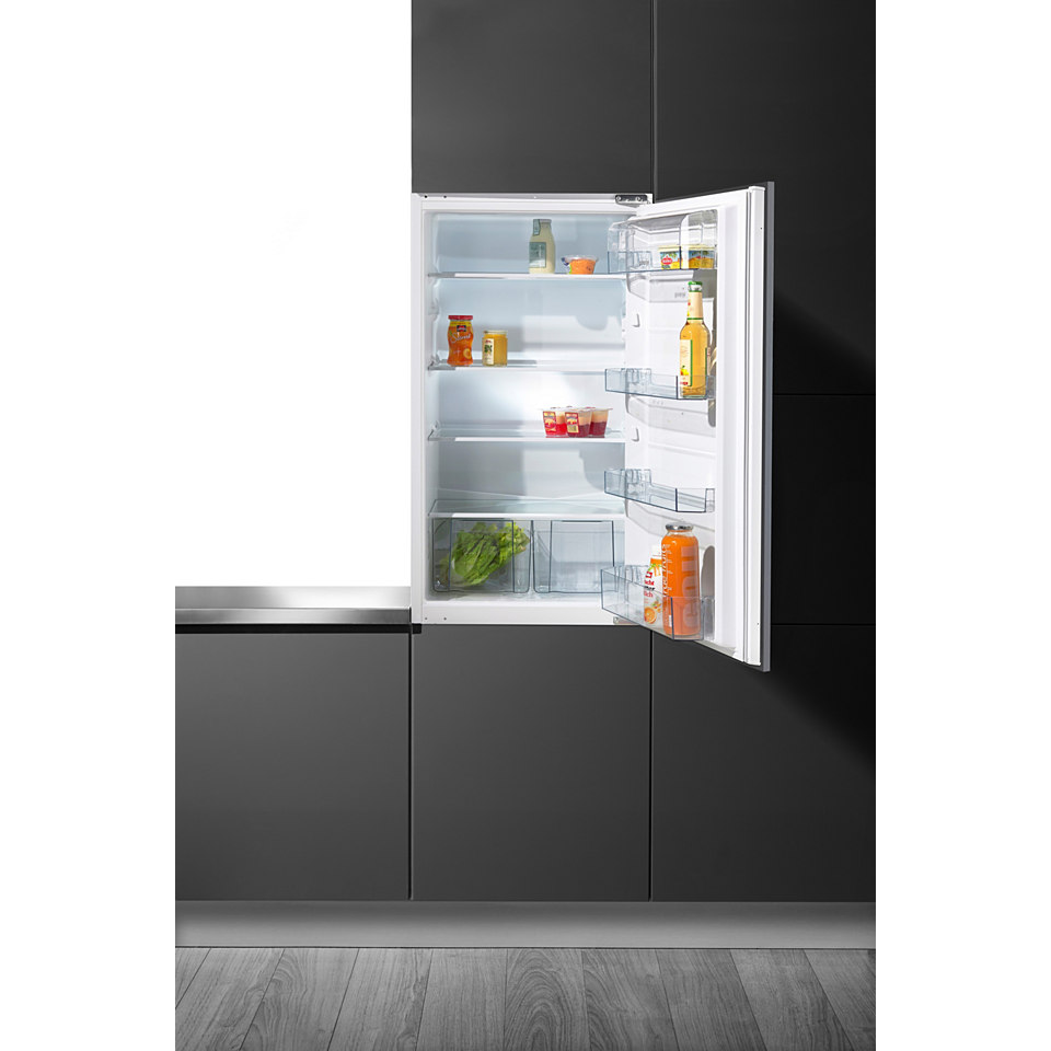 Gorenje integrierbarer Einbaukühlschrank RI 4102 AW, A++, 102,5 cm hoch
