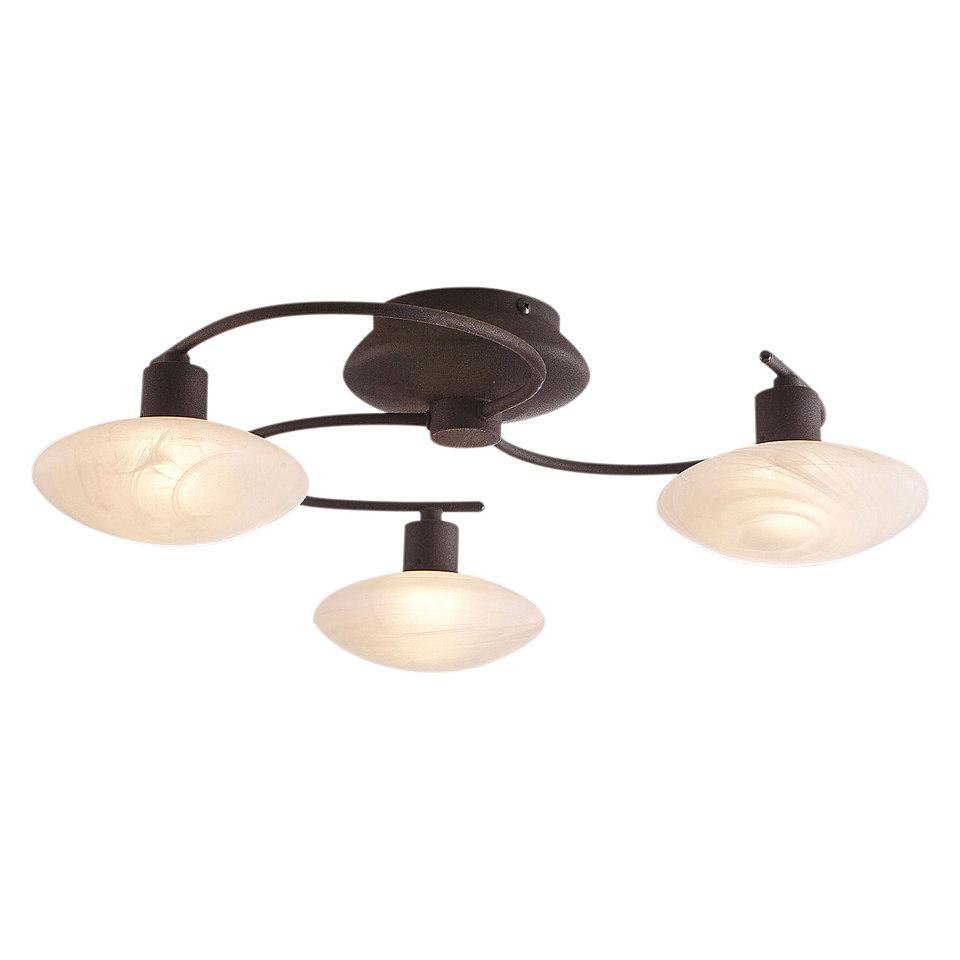 Halogen-Deckenlampe (3- oder 5-flammig), Trio