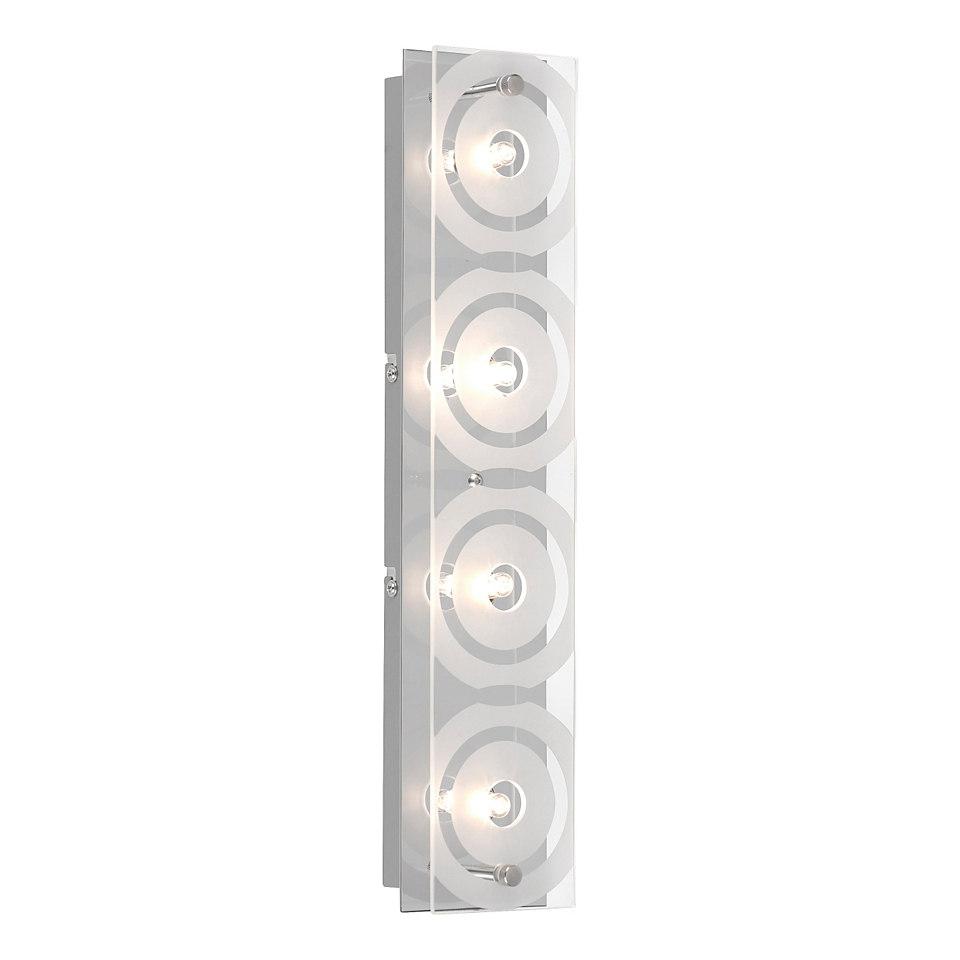 Halogen-Deckenlampe, Leuchten Direkt (4flg.)