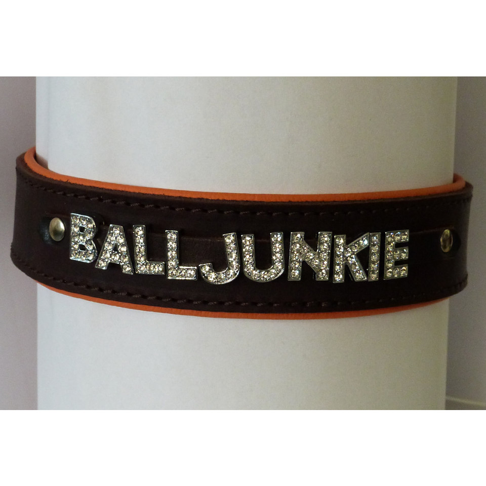 Halsband �Balljunkie�
