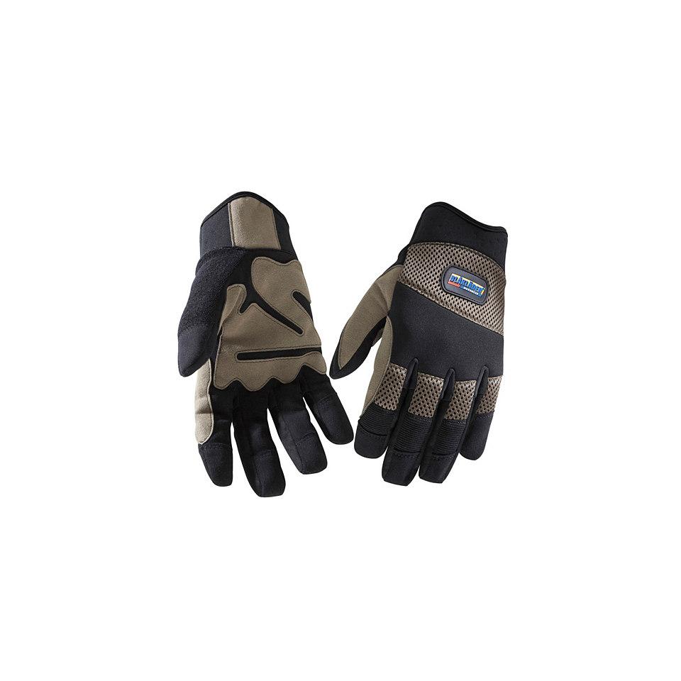 Handschuh »Handwerk 2234«, in schwarz/khaki