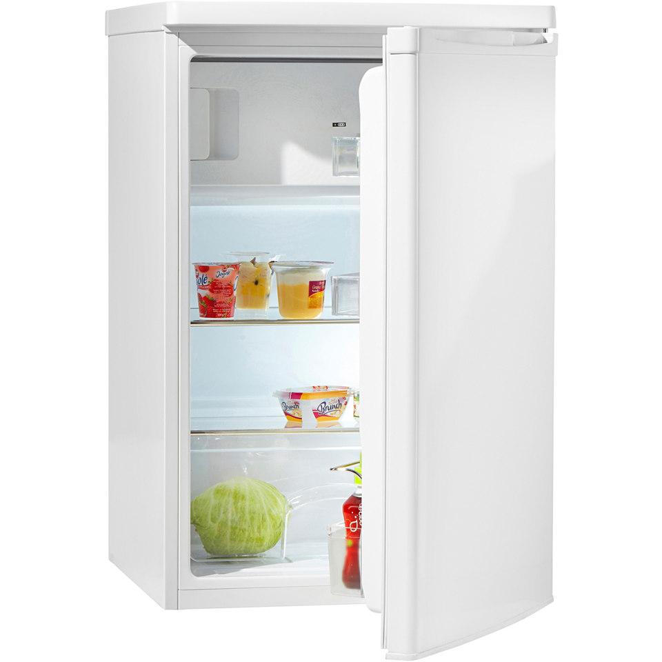 Hanseatic Kühlschrank HKS8555GA2, A++, 85 cm hoch