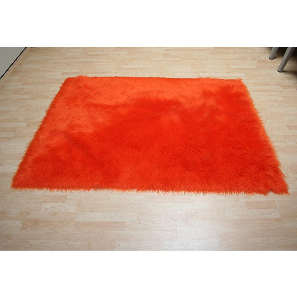 Hochflor-Teppich, Kinzler, »Pireo«, Höhe ca. 70 mm, synthetischer Flokati