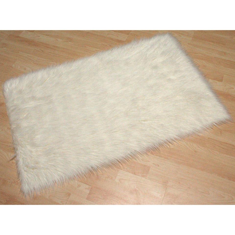 Hochflor-Teppich, Kinzler, �Pireo�, H�he ca. 70 mm, synthetischer Flokati