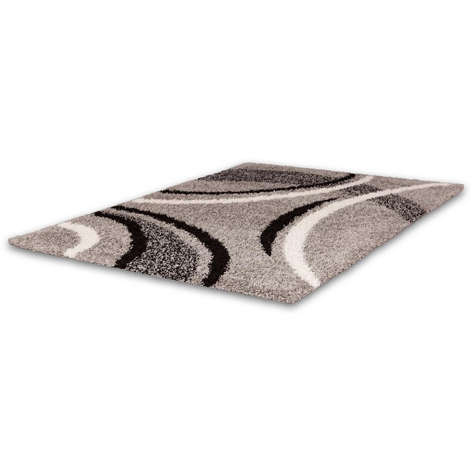 Hochflor-Teppich, Lalee, �Joy 104�, H�he ca. 40mm, gewebt