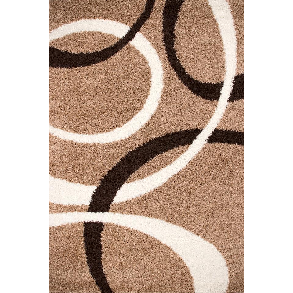 Hochflor-Teppich, Lalee, �Joy 119�, H�he ca. 40mm, gewebt