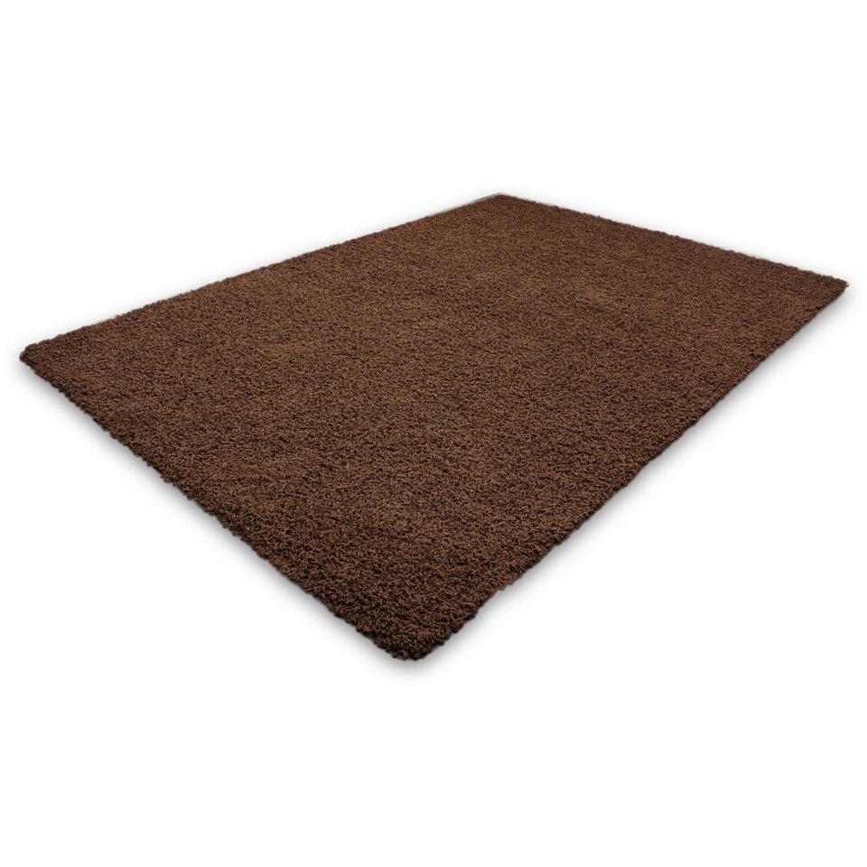 Hochflor-Teppich, Lalee, »Relax«, Höhe ca. 40mm