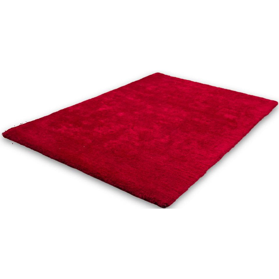 Hochflor-Teppich, Lalee, �Velvet�, H�he ca. 25mm, hangearbeitet