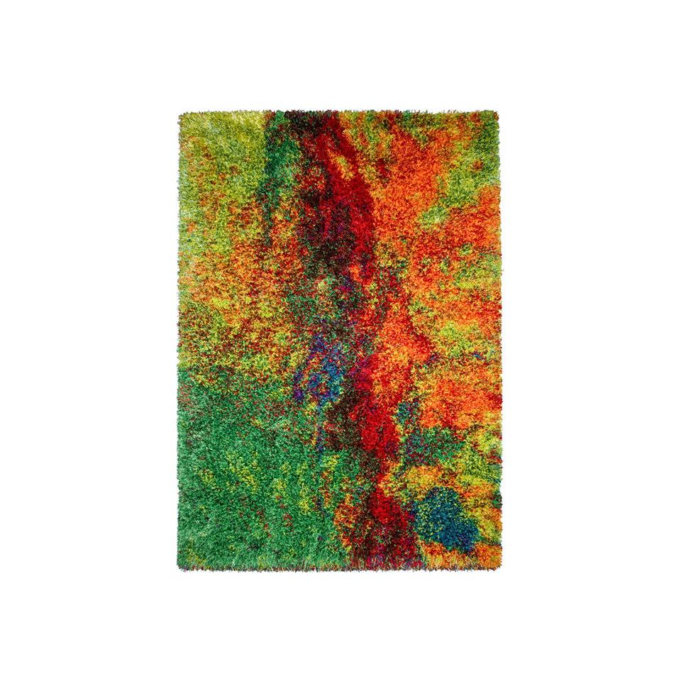 Hochflor-Teppich, Luxor Living, »Flémalle«, Höhe ca. 50 mm, gewebt