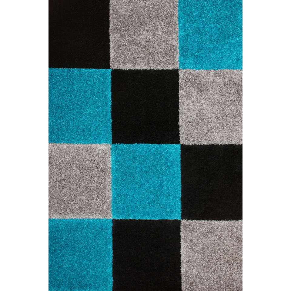 Hochflor-Teppich, Obsession, »Magma 312«, Höhe ca. 30mm, gewebt