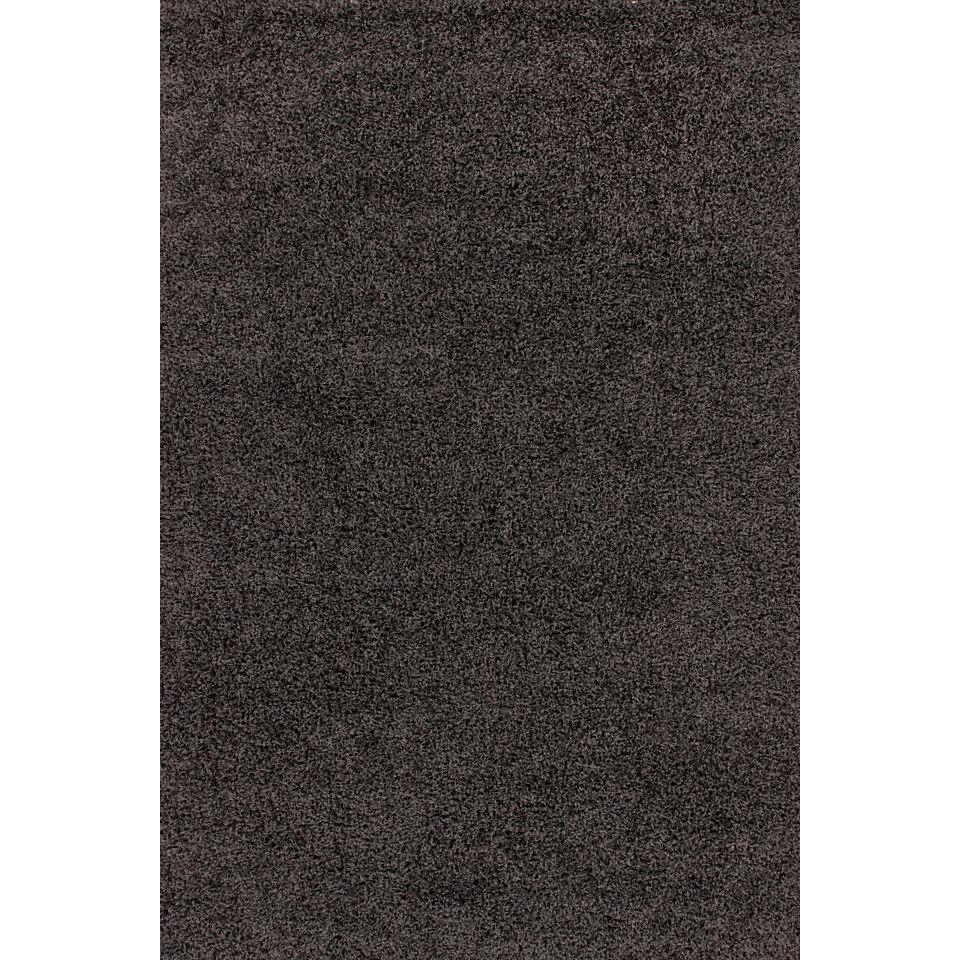 Hochflor-Teppich, Obsession, »Salsa 310«, Höhe ca. 50mm, gewebt