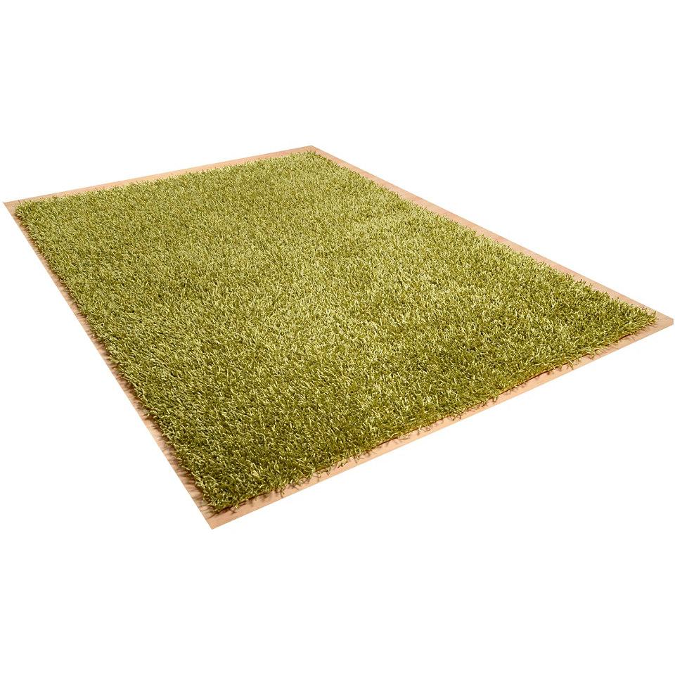 Hochflor-Teppich, Theko, »Linyi«, Höhe ca. 40mm, handgetuftet