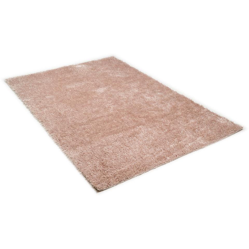 Hochflor-Teppich, Theko, »Tinos Super«, Höhe 25 mm, handgetuftet