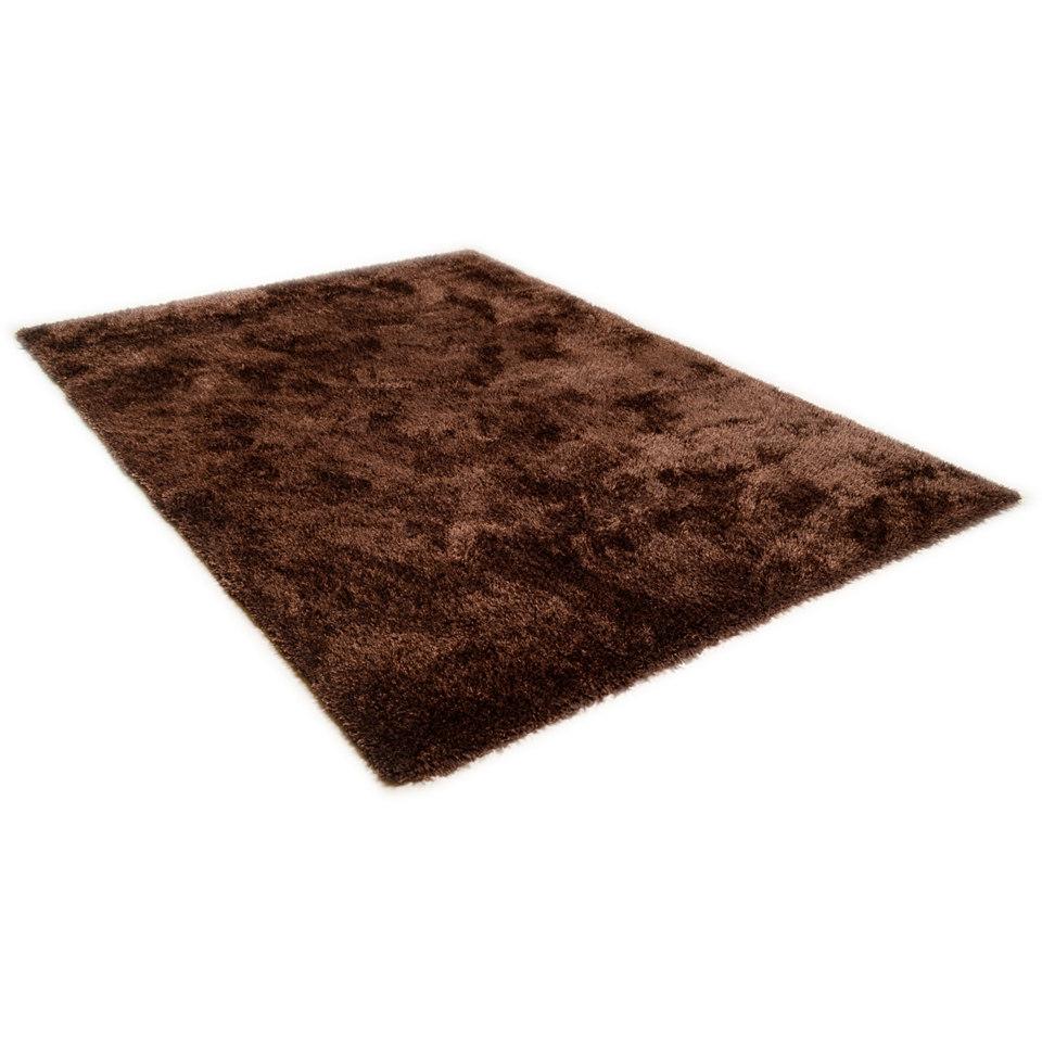 Hochflor-Teppich, Tom Tailor, �Soft�, H�he 30 mm, handgearbeitet