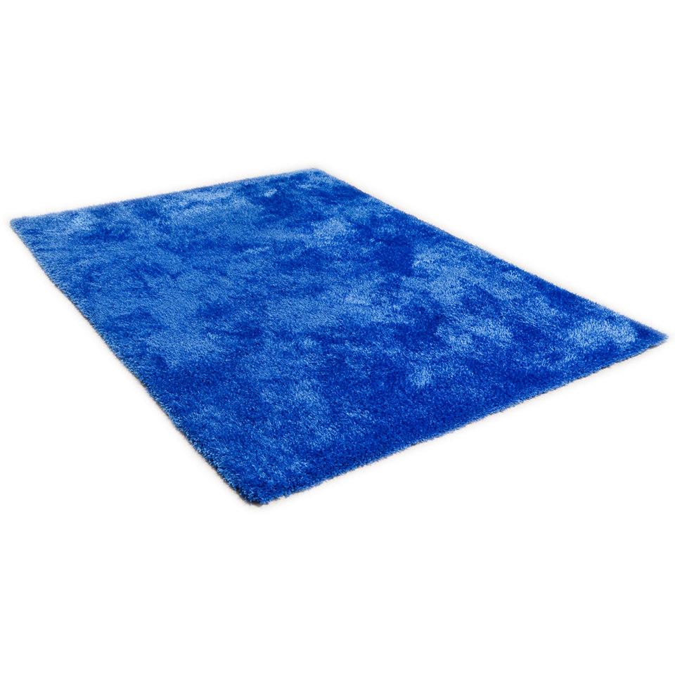 Hochflor-Teppich, Tom Tailor, »Soft«, Höhe 30 mm, handgearbeitet