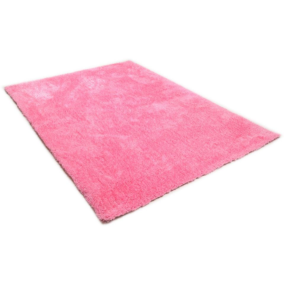 Hochflor-Teppich, Tom Tailor, »Soft«, Höhe 30mm, handgetuftet