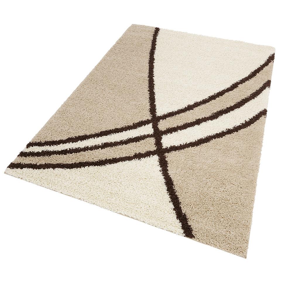 Hochflor-Teppich, my home, �Alessandria�, H�he 30mm, gewebt