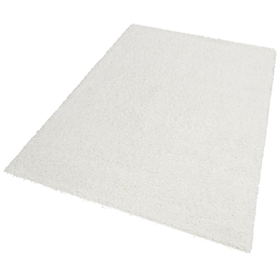 Hochflor-Teppich, my home, »Artos«, Höhe 45mm, gewebt