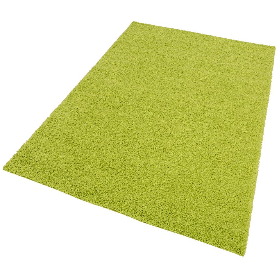 Hochflor-Teppich, my home, »Bodrum«, Höhe 30 mm, gewebt