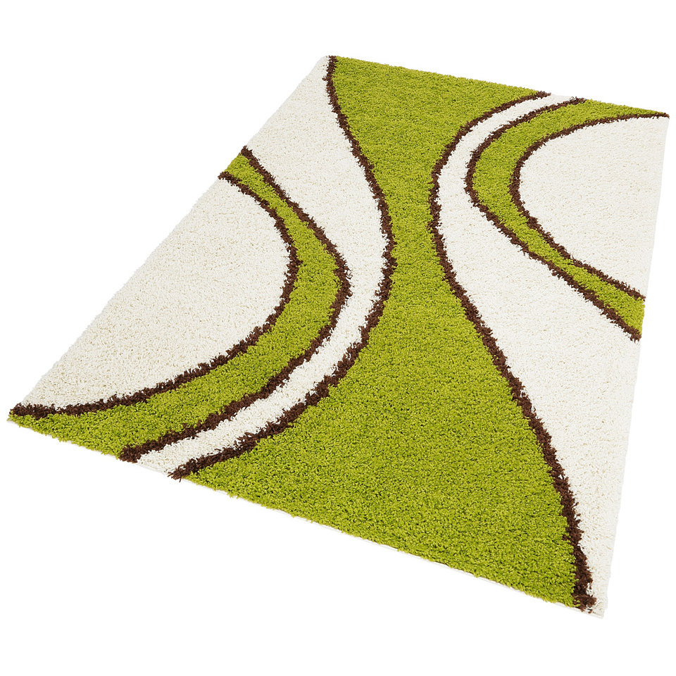 Hochflor-Teppich, my home, »Elisa«, Höhe 30mm, gewebt