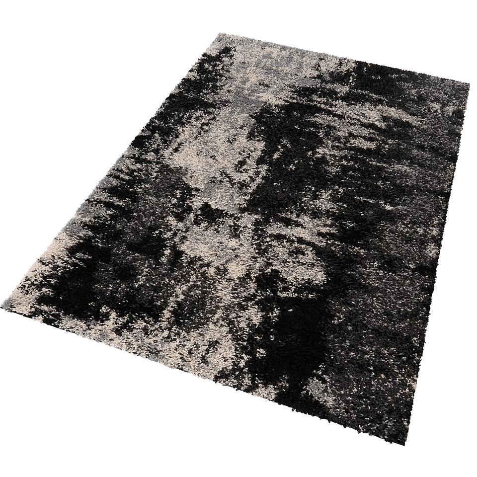 Hochflor-Teppich, my home, »Hannes«, Höhe 30 mm, gewebt