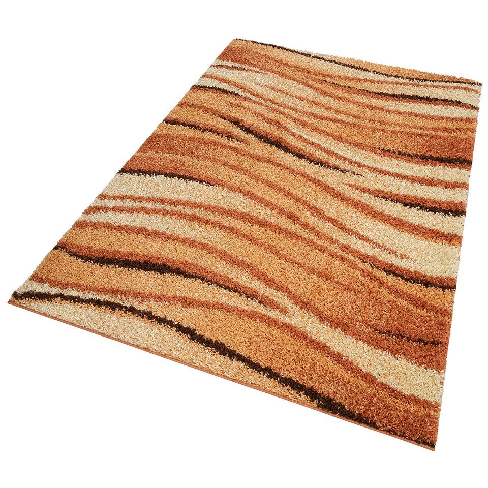 Hochflor-Teppich, my home, »Jamie«, Höhe 30mm, gewebt