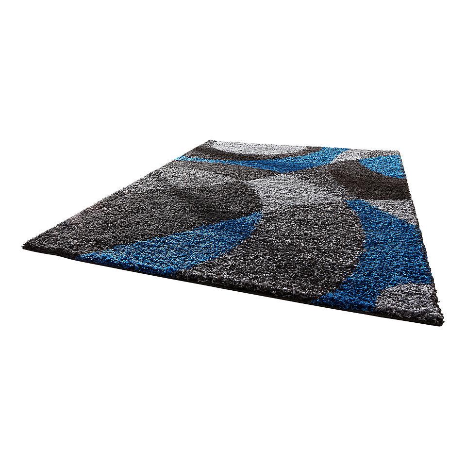 Hochflor-Teppich, my home, �Kassel�, H�he 30mm, gewebt