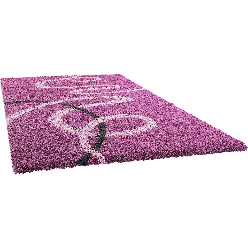 Hochflor-Teppich, my home, �Posadas�, H�he 30mm, gewebt