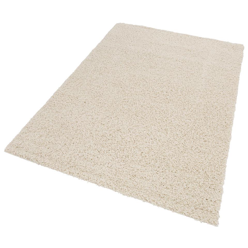 Hochflor-Teppich, my home, �Spa�, H�he 45 mm, gewebt