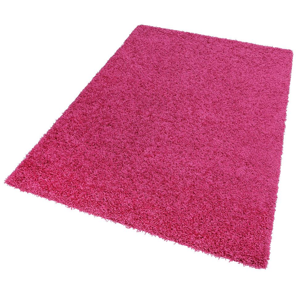 Hochflor-Teppich, my home, »Spa«, Höhe 45 mm, gewebt