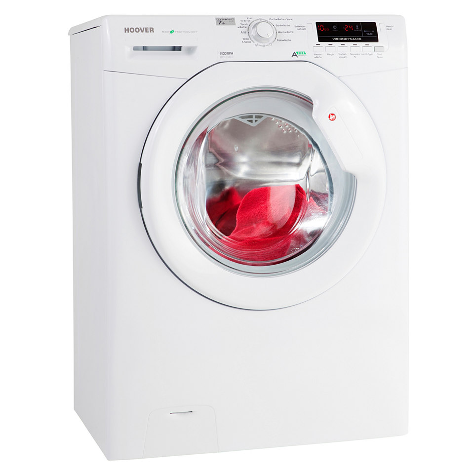 Hoover Waschmaschine DYN 7145 D-84, A+++, 7 kg, 1400 U/Min