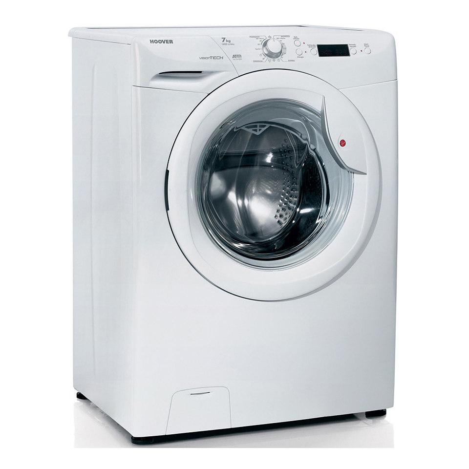 Hoover Waschmaschine VisionTech VT 714 D23, A+++, 7 kg, 1400 U/Min